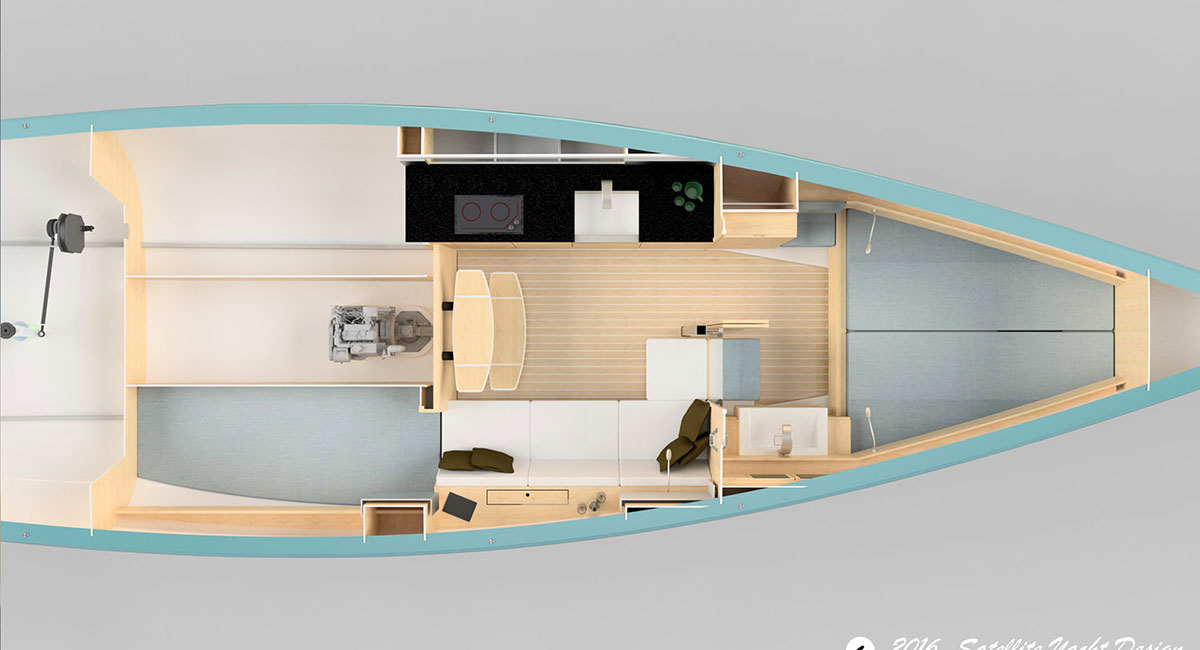 175 saffierse37 interior plan